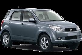 DAIHATSU TERIOS 4WD SUV AUTOM